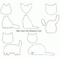 pattern for (possibly) doll-sized stuffed animals
