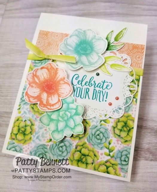 Stampin' Up! Painted Season Sale-a-Bration Second Release