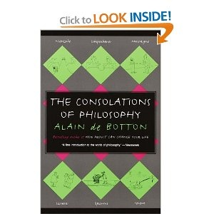 alain de botton's essays in love