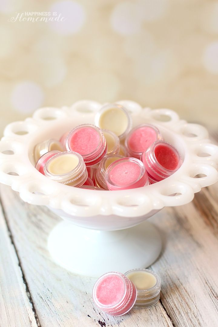 10 Minute Diy Lip Balm Recipe Homemade Diy Lip Balm