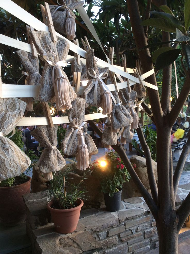 Pick a favor. Vintage / garden wedding ideas. Naxos wedding created and styled by islandevents.gr #naxosweddings Naxos wedding planners