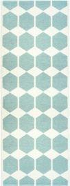 Anna - Aqua Pastel tapijt voor buiten 80/70cm