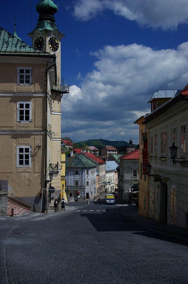 Banska Stiavnica, Slovakia (by Rastislav Kassak)
