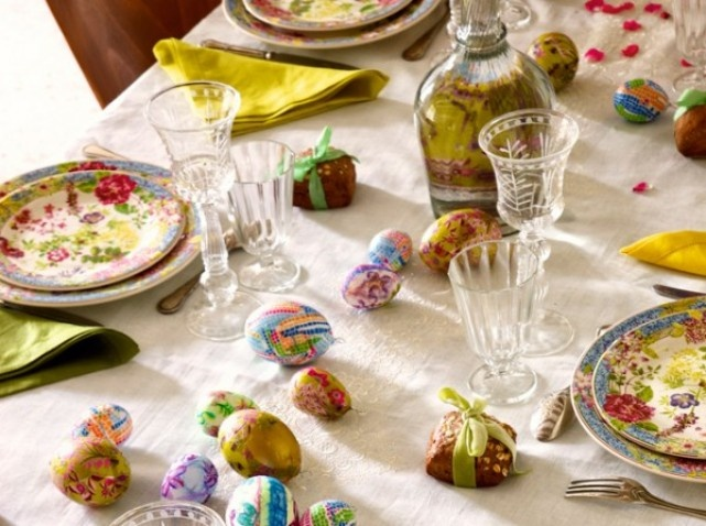 Tuscany easter: Colour Easter, How To Decorate, Belle Tables, Easter Fun, Easter Tables, Easter Eggs, De Tables, Decorar Blog Br, Tables Decor