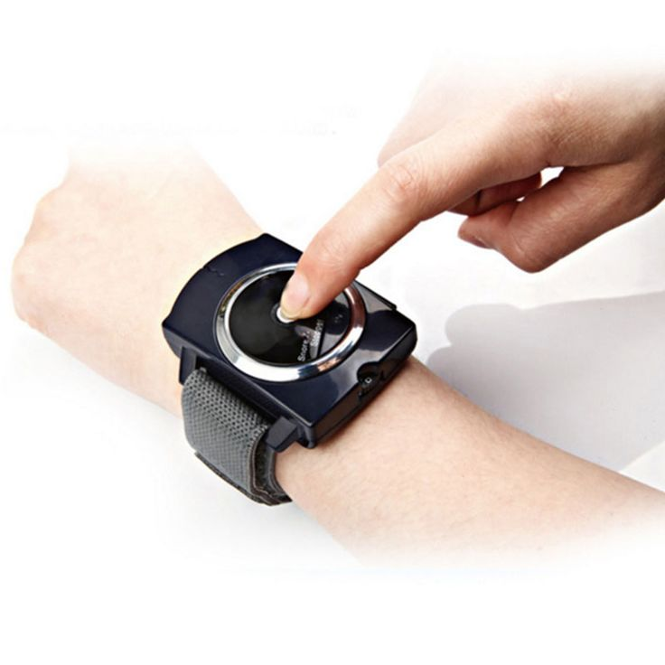 Smart Snore Stopper Stop Snoring Biosensor Infrared Ray Detects Anti Snoring Device Wristband Watch Sleeping Aid Equipment 47 Z