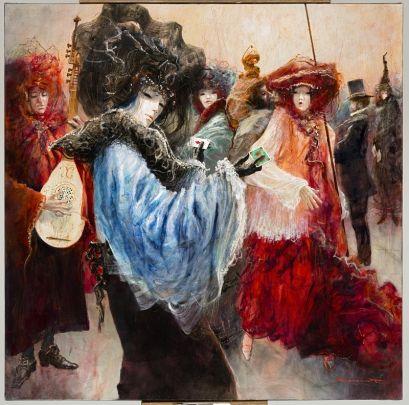 ''Ace of hearts'' Marcel Nino Pajot.