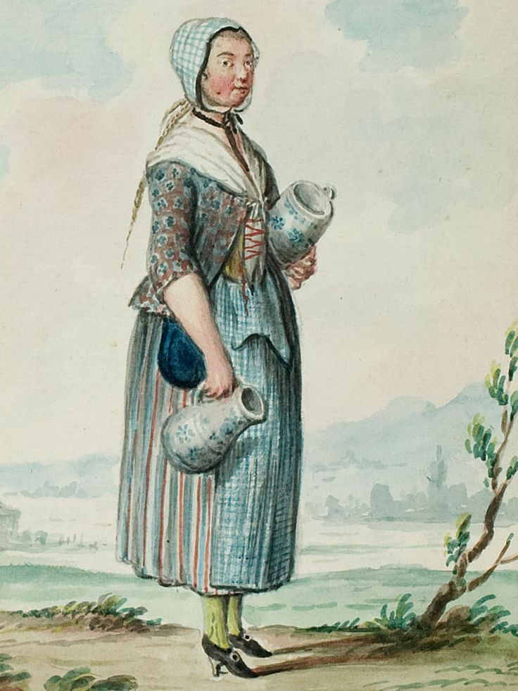18th century clothing for women