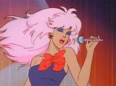 Jem and the Holograms Costume