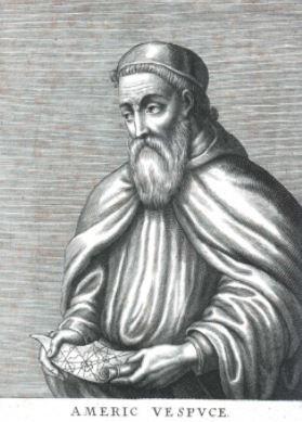Américo Vespucio, el hombre que le dio el nombre a América, trabajó de proxeneta en su juventud en Florencia.