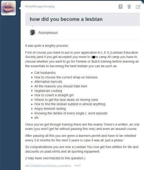 Become A Lesbian 115