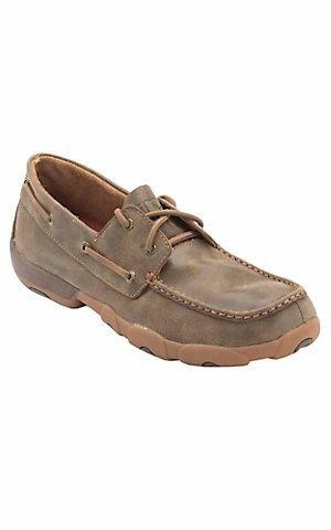 Black Jeans Brown Boots Men