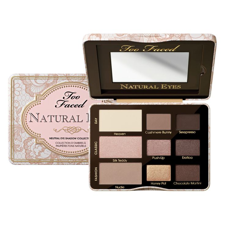 Too Faced - Natural Eyes Collection   MECCA