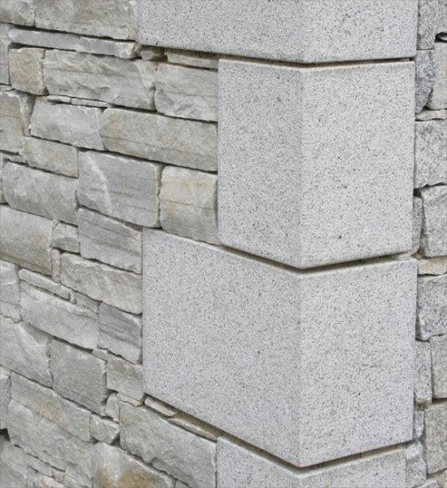 Granite Building Blocks : Images about stone cladding examples on pinterest