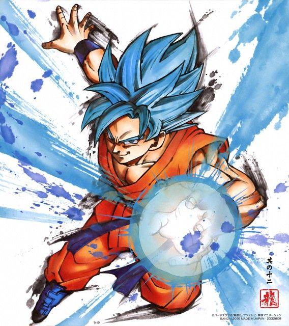 Son Goku - Akira Toriyama, Toei Animation, Dragon Ball Super