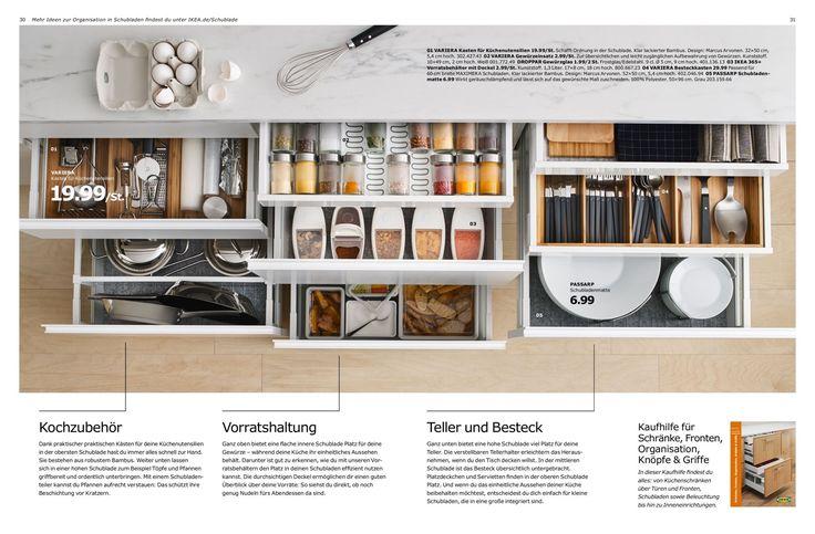 Küchen   Ikea küchenideen, Ikea küche, Kochgeschirr