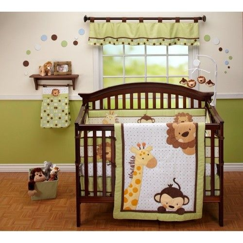 Baby boys bedroom ideas | Common Themes for Baby Boy Bedding | Happy Babies Sleeping