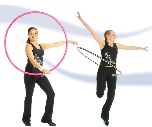Fitness Hula hoops on Sale Now  Price: $19.99  Sale Price: $14.99