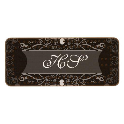 Elegant  design cherry cribbage board