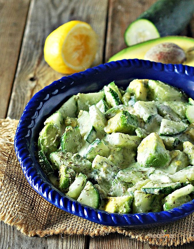 Cucumber Avocado Salad quick recipe for weeknight meals. Healthy recipe for post workout snack