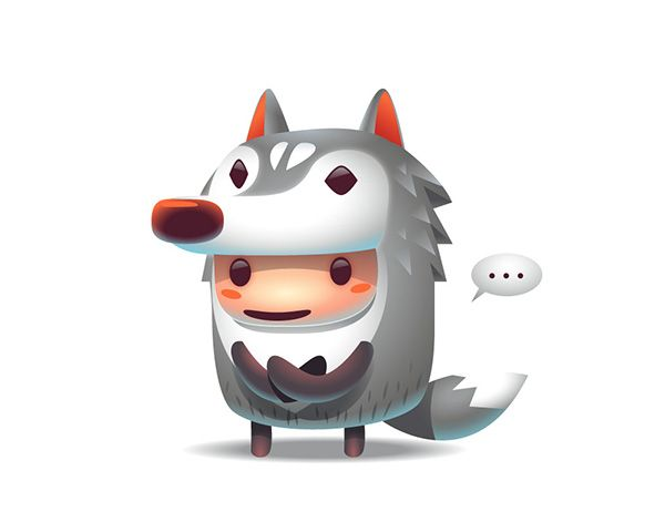 My Other Characters on Behance ★ Find more at http://www.pinterest.com/competing/