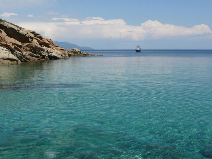 Isola del Giglio, Toscana, Italy