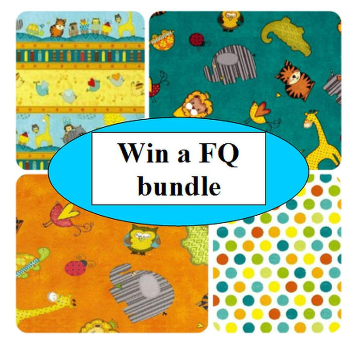 Win this awesome fabric FQ Bundle at www.facebook.com/OzMaterialGirls