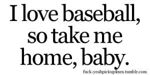 it is baseball season by ivy