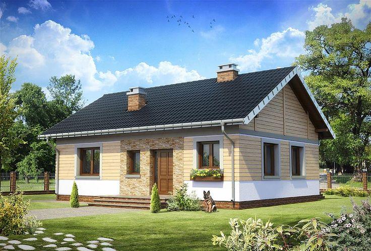 Zdjęcie projektu Kubuś - murowana – ceramika KRD2467