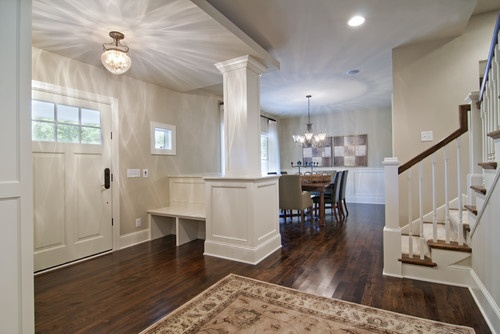 26 best enclosed portico ideas images on pinterest for Dining room entrance ideas