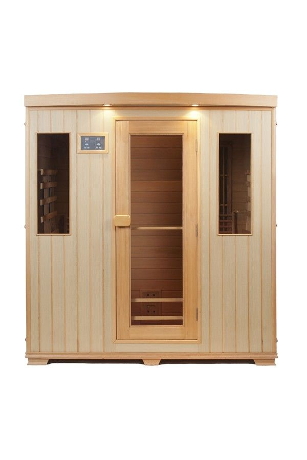 die besten 25 infrarotsauna ideen auf pinterest infrarot sauna hotel sauna und. Black Bedroom Furniture Sets. Home Design Ideas