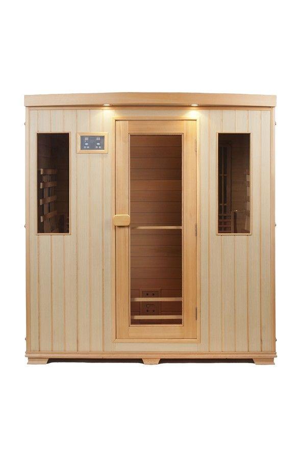 die besten 25 infrarotsauna ideen auf pinterest infrarot sauna hotel sauna und. Black Bedroom Furniture Sets. Home Design Ideas