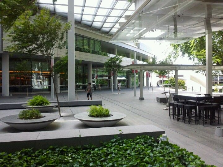 National University of Singapore (NUS) in Singapore