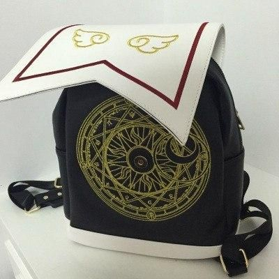 Cardcaptor Sakura magic bag shoulder Backpack SD00633