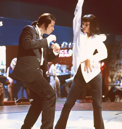 Pulp Fiction dance