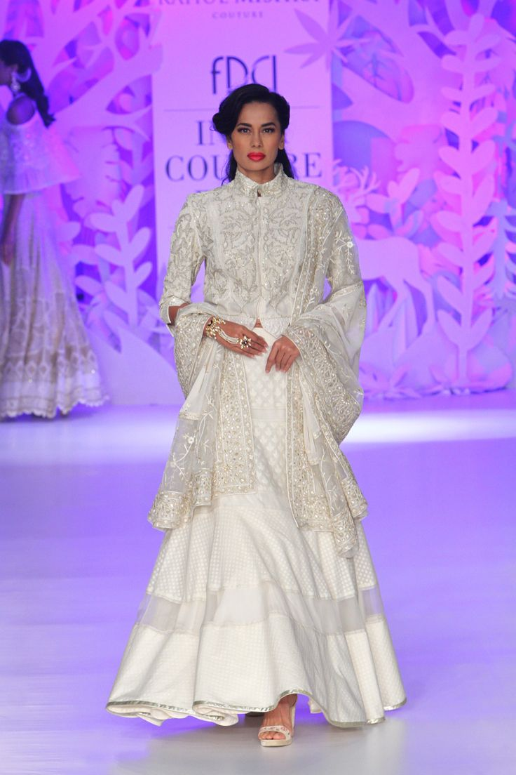 Inside Rahul Mishra's stunning couture 2017 collection