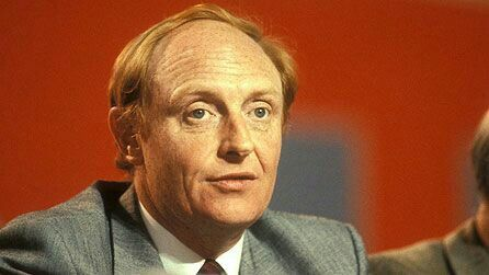 Neil Kinnock - an utterly ineffective windbag - was it a sympathy vote from the establishment that sent him to the EU? No idea why they drag him out for political comment - completely unelectable failure who ended up overachieving beyond belief
