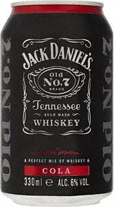 Jack Daniel's & coke -- splendid !