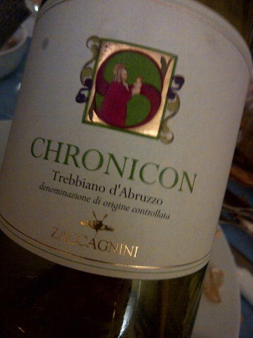 #chronicon 2007 #zaccagnini