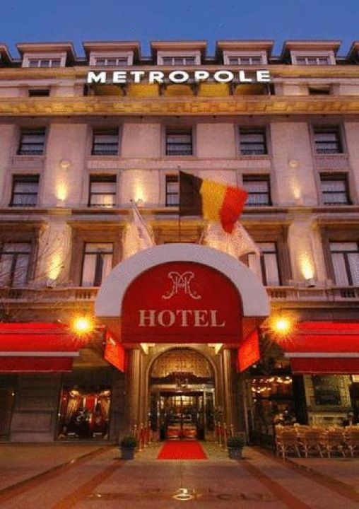 Hotel Metropole in Brussel, Bruxelles-Capitale