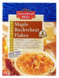 Arrowhead Mills cereal