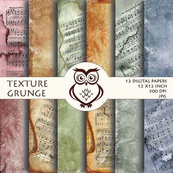 I call this pack – TEXTURE GRUNGE. This is a pack of digital papers with 12 individual textures in 6 color. Grunge Digital Paper, Grunge Texture,