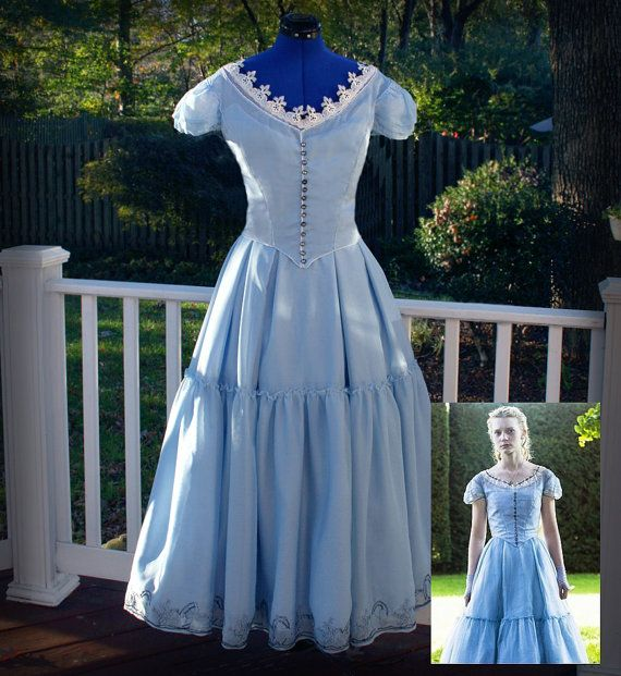 Alice In Wonderland Adult Boutique Dress/Costume by richelleleanne, $575.00 Was looking for one for Bella but found one for me instead lol