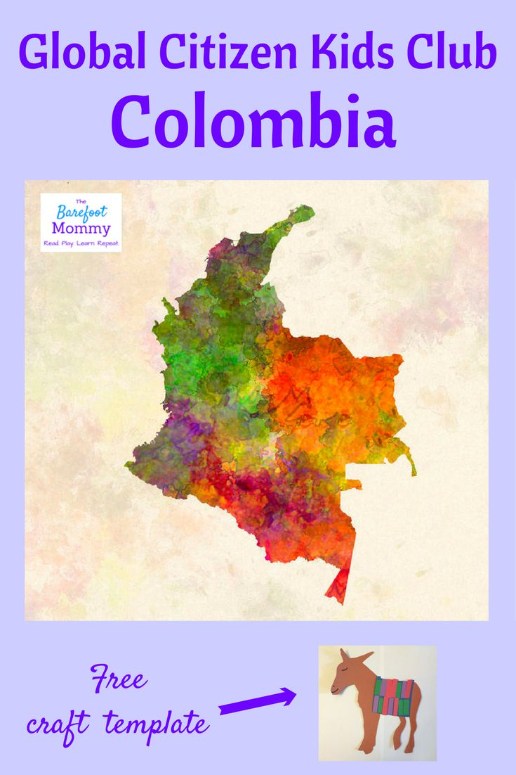 an introduction to the geography and history of colombia Introduction: the city 1 urban  most prosperous and stable periods in  modern history  the specific conditions of colombian geography and.
