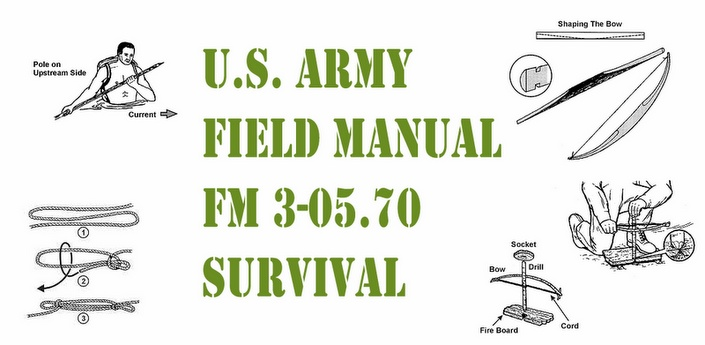Army SURVIVAL Guide FM3-05.70 - Android Apps on Google Play