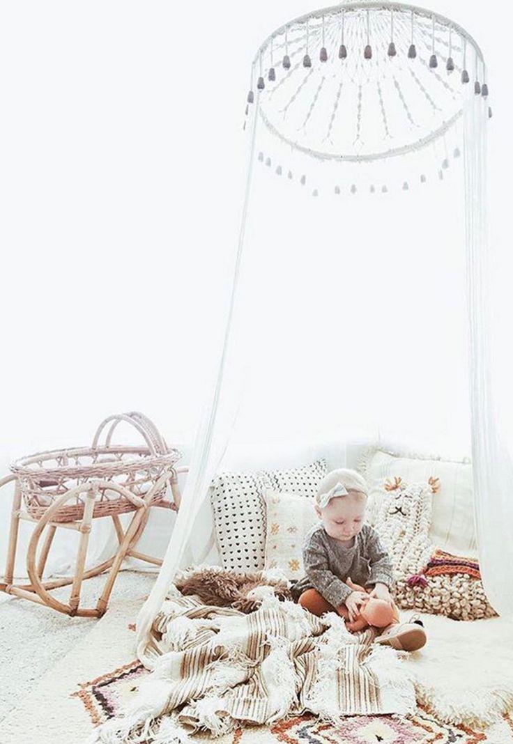 Vintage Baby Doll Bassinet | DesignDua on Etsy