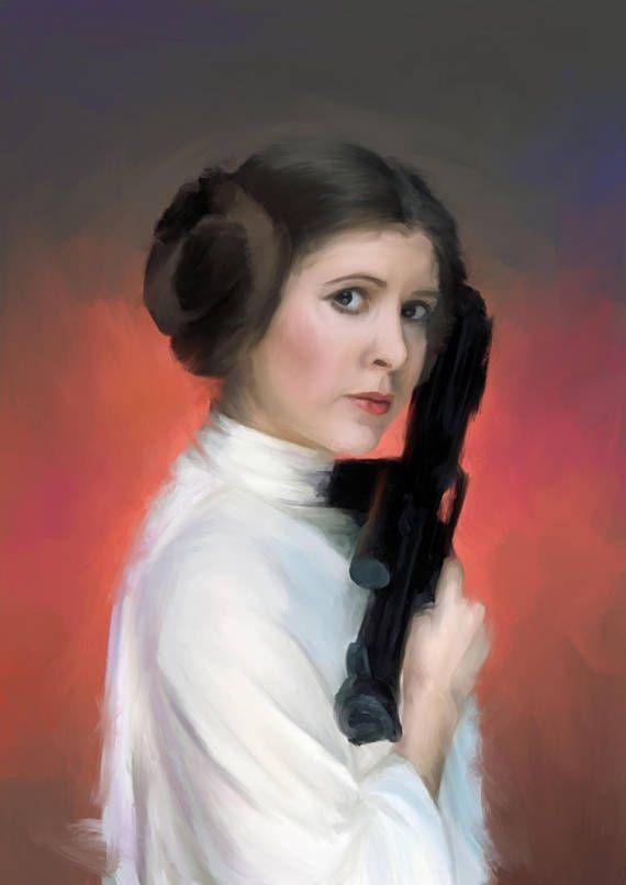Princess Leia Star Wars collection