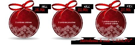 Une source d'inspiration pour vos cadeaux de Noël !  Code promo à la clé!