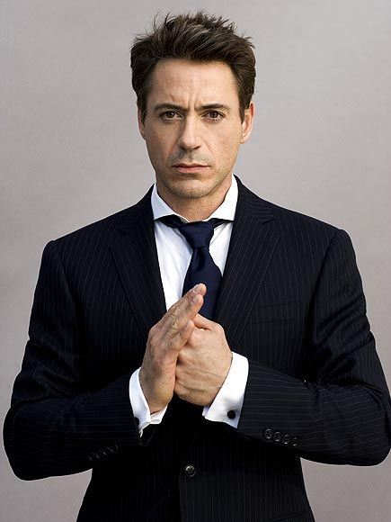 Robert Downey Jr - loved all the movies he'd starred in.