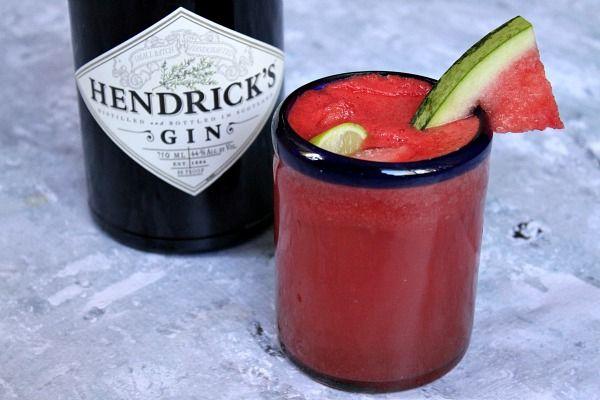 Watermelon Gin Fizz Recipe | Recipe Girl