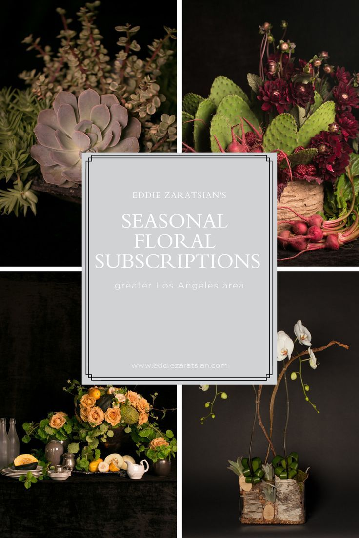 A Seasonal 3 Month Flower Subscription To Bring The Beauty Of